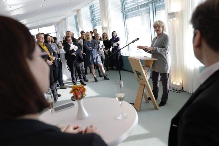 Kultur- und Kreativpiloten 2019 – Empfang Kanzleramt