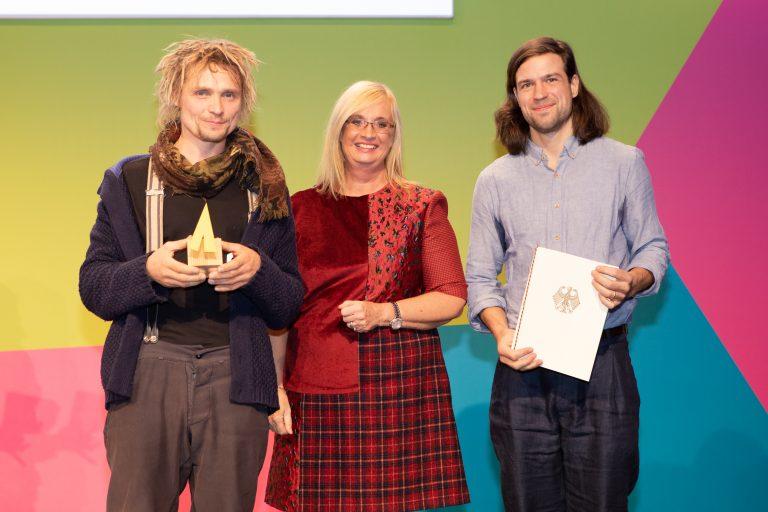Kultur- und Kreativpiloten 2019 – Auszeichnung