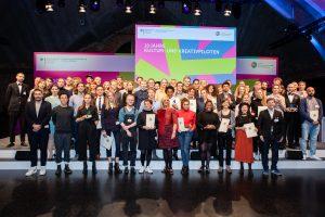 Die diesjährigen Kultur- und Kreativpiloten Deutschland