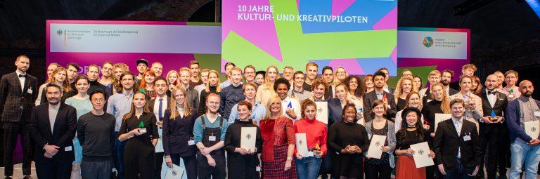 Kultur- und Kreativpiloten 2019
