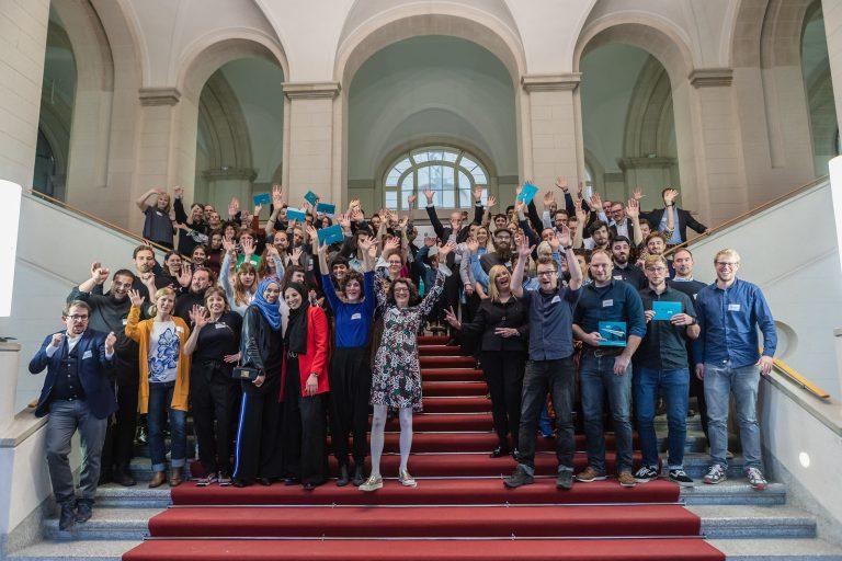 Kultur- und Kreativpiloten Deutschland 2018 – Bekanntgabe