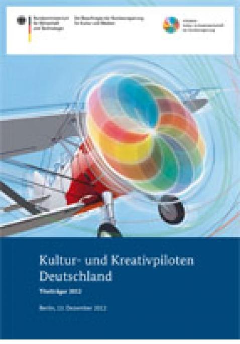 Kultur- und Kreativpiloten Deutschland 2012